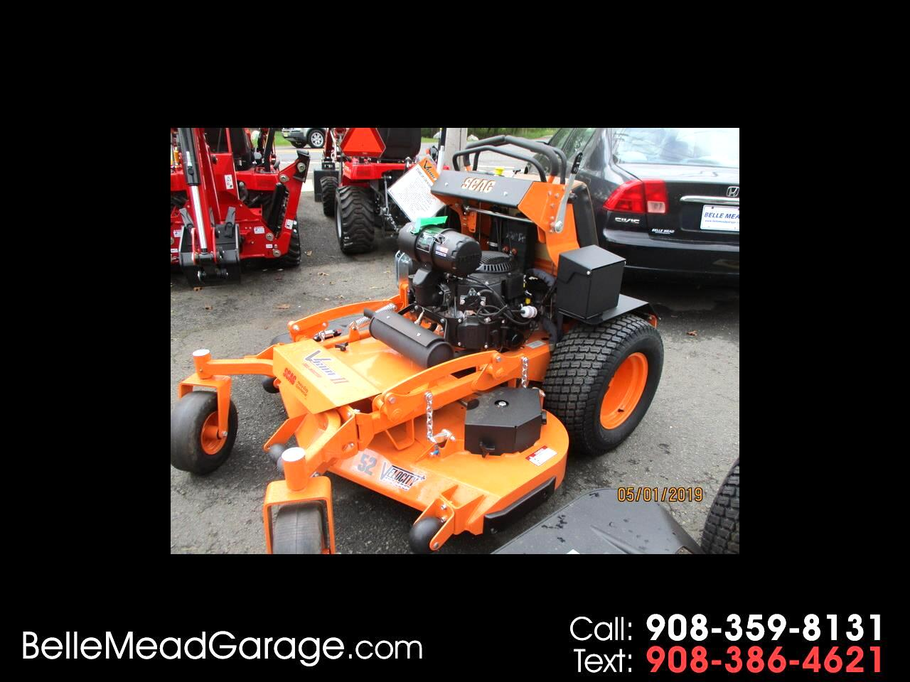 New 2019 Scag Mower Scag V Ride With 52 Quot Mower Deck And 25