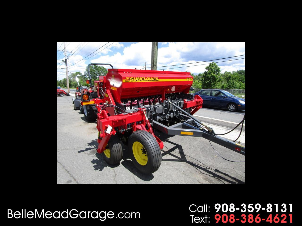 2019 Massey Ferguson Farm SUNFLOWER GRAIN DRILL 9312-07