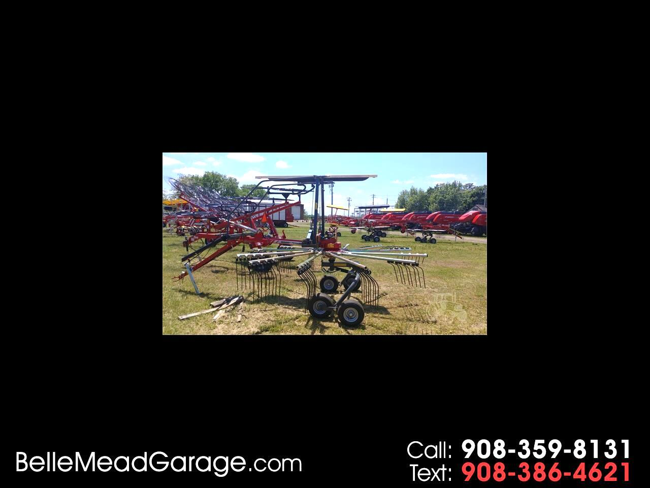 2019 Massey Ferguson Farm RK 451 TR SINGLE ROTOR HAY RAKE