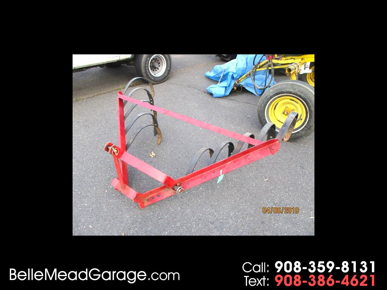 1970 Farm Machinery CULTIVATOR FOR 3 POINT