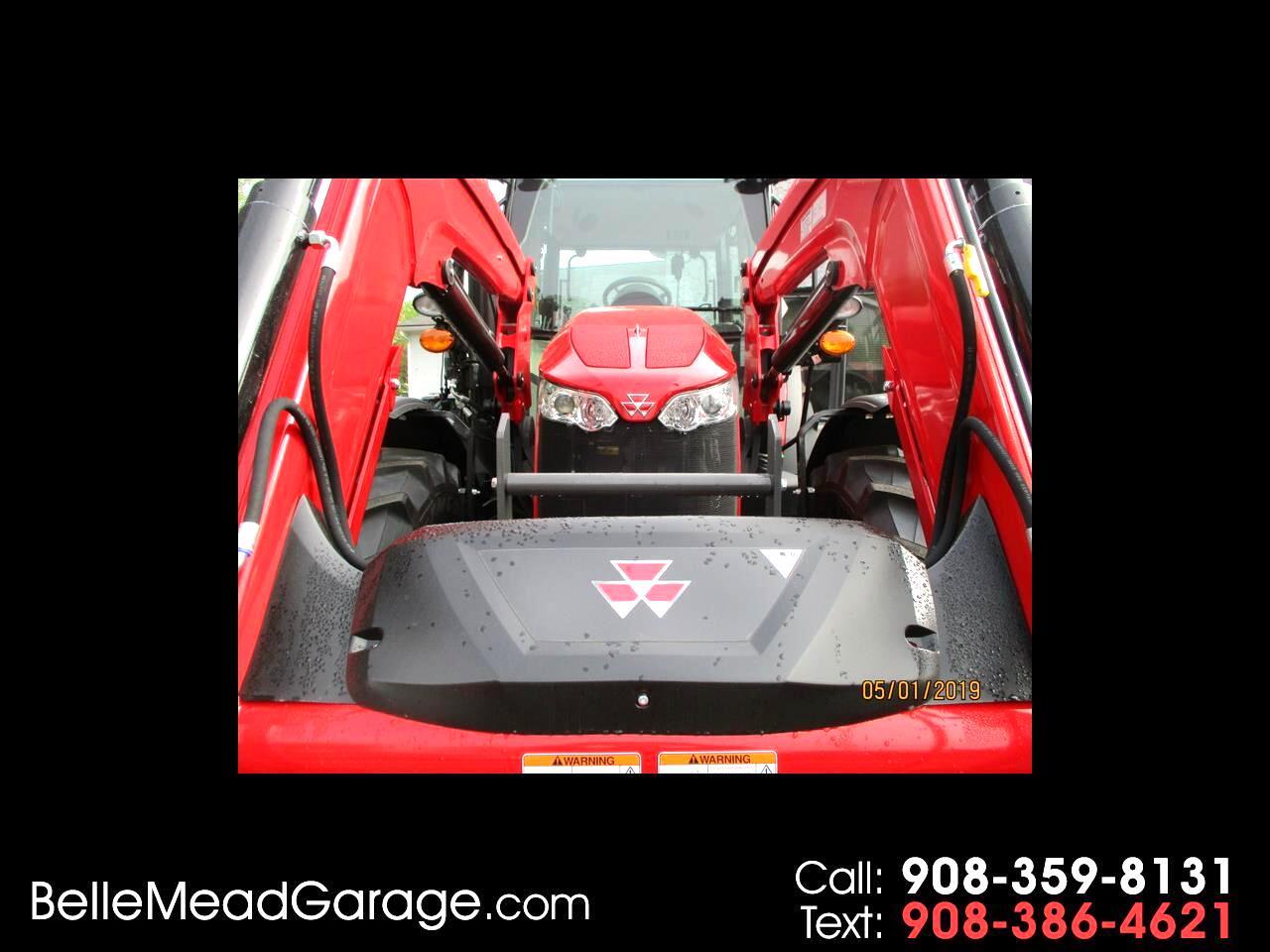 2019 Massey Ferguson Farm 6713 CAB/LOADER 4X4 TRACTOR