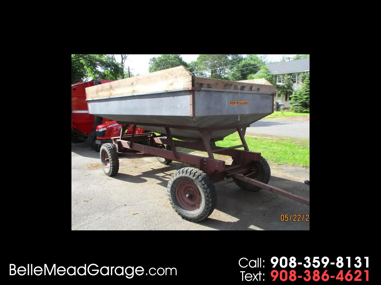 1950 New Holland Other 180 GRAVITY BOX ON WHEELS