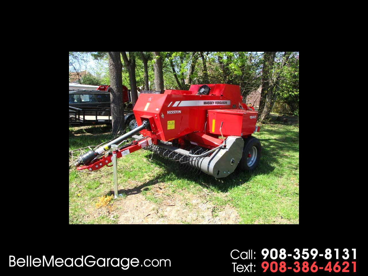 2020 Massey Ferguson Farm 1840 SMALL SQUARE BALER