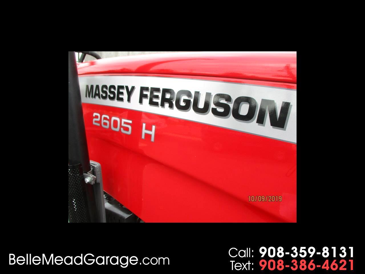 Massey Ferguson Farm  2019