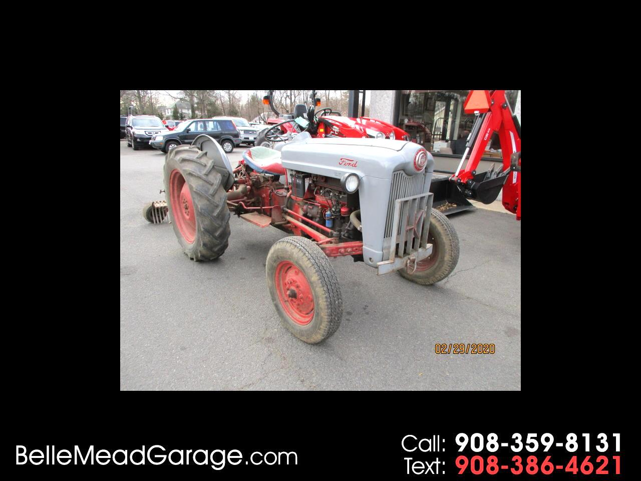 Ford Tractor  1953