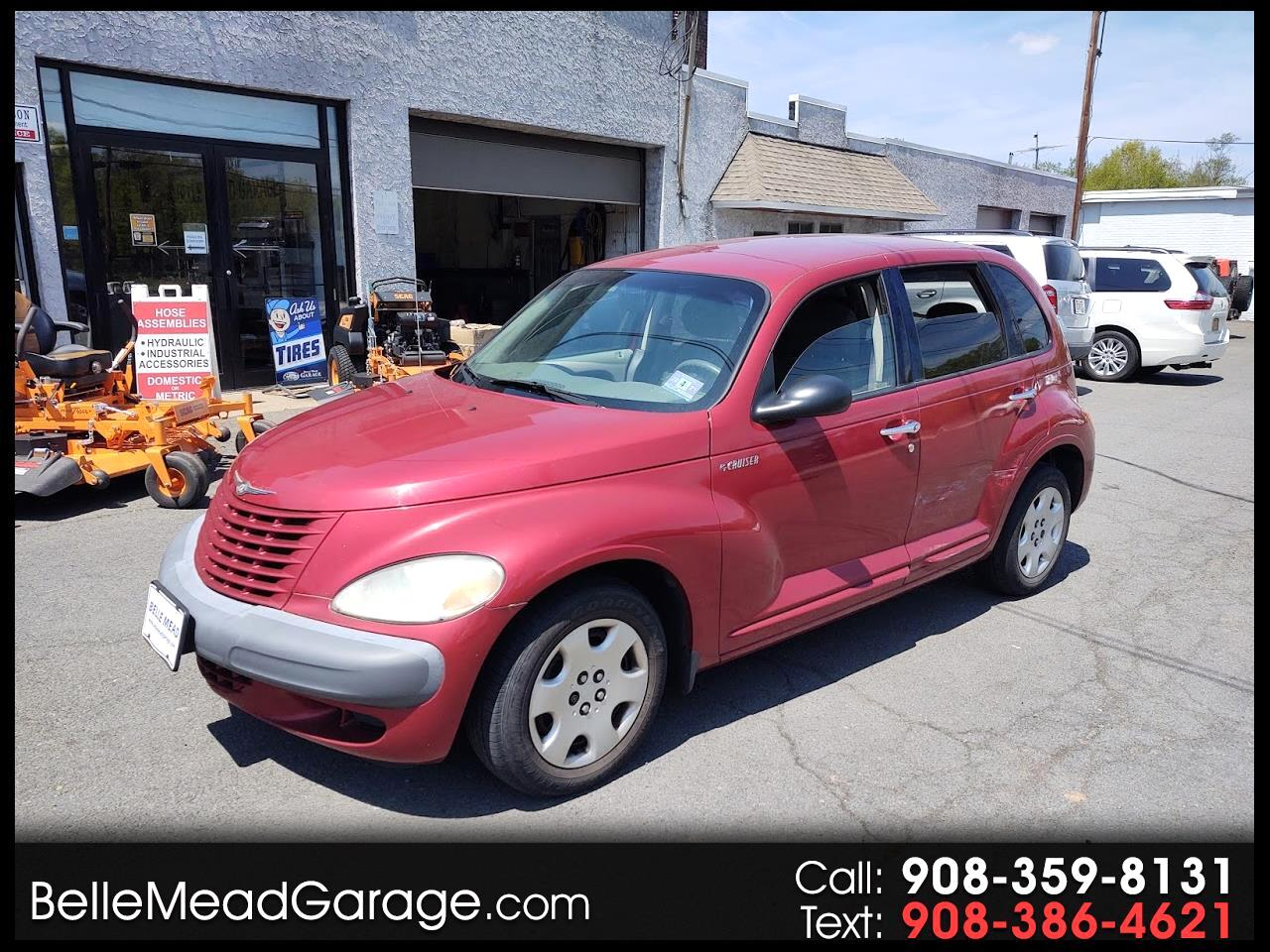 Chrysler PT Cruiser 4dr Wgn 2003
