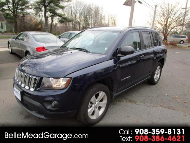 2015 Jeep Compass 4WD 4dr Sport