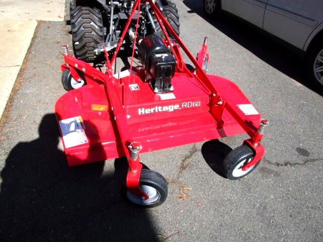 2017 Woods D184-2 FINISH MOWER  60