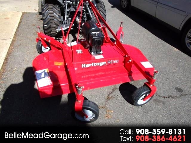 2017 Woods D184-2 FINISH MOWER RD60V  60