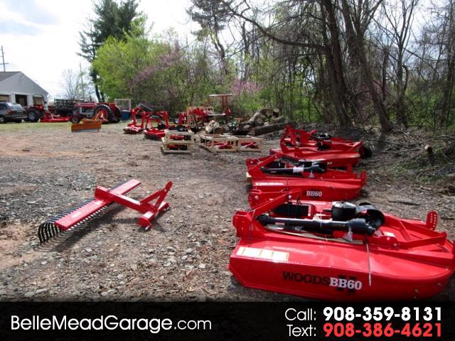 2017 Woods D184-2 MOWERS/RAKES/SCRAPERS/ROTOTILLERS/POST HOLE DIGGER