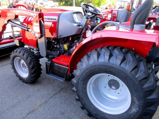 2017 Massey Ferguson Farm 1739 EHL 4X4 LOADER   MASSEY