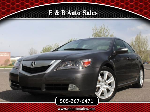2010 Acura RL Technology Package
