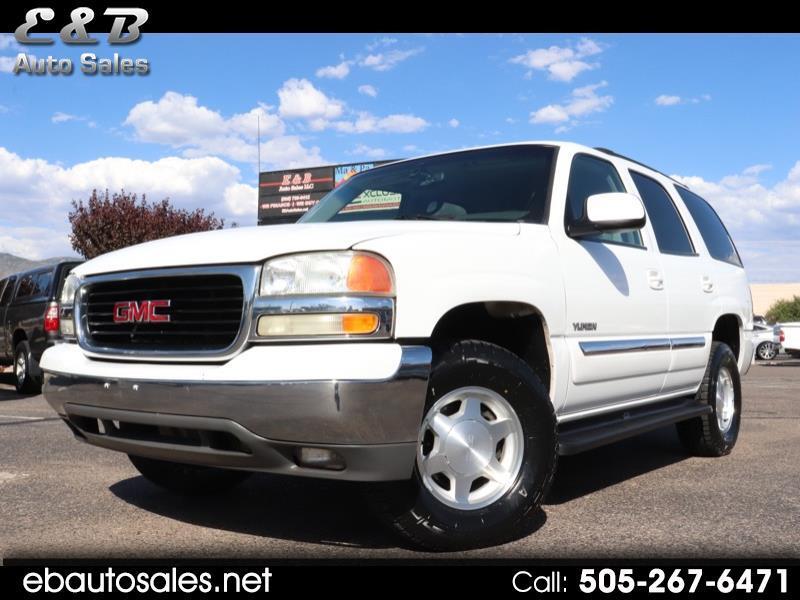 GMC Yukon 2WD 2003