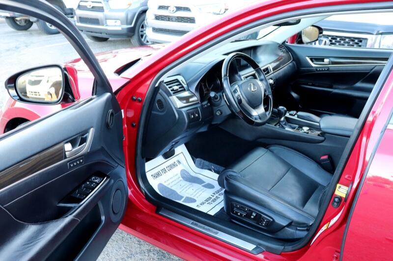 Lexus GS 350 RWD 2013
