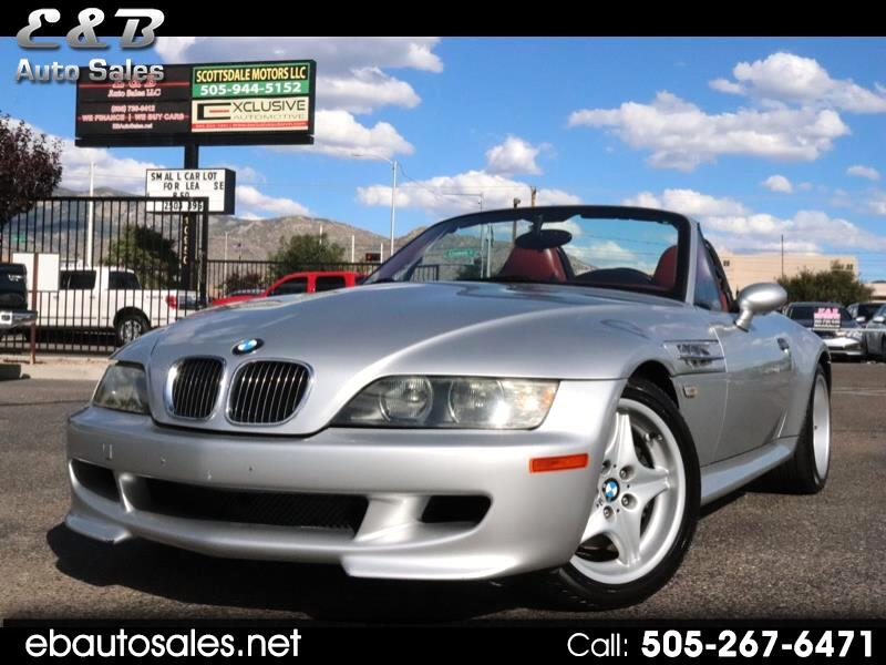 BMW M Roadster Base 2000