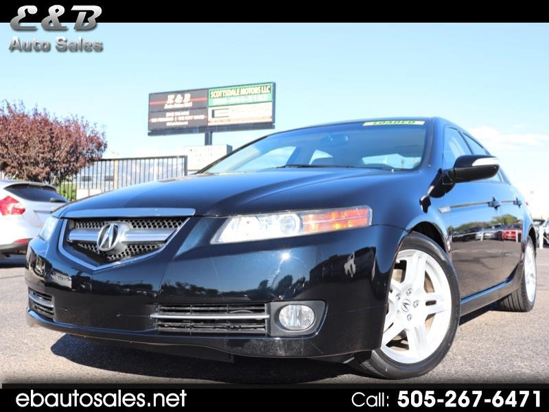 Acura TL 5-Speed AT with Navigation System 2008