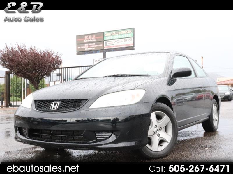 Honda Civic EX coupe 2005