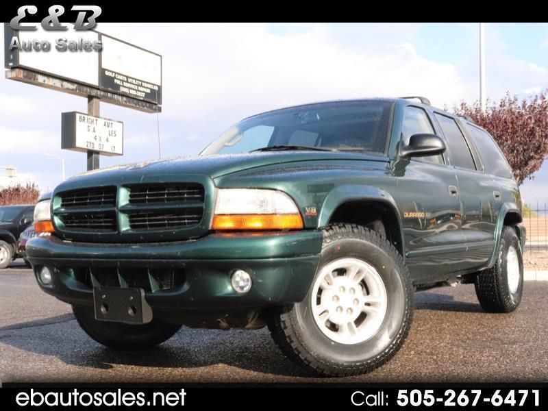 Dodge Durango 4WD 1999