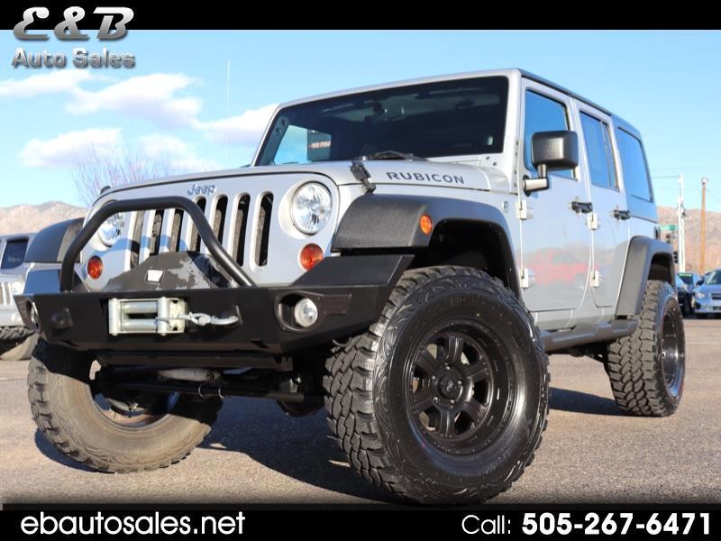 Jeep Wrangler Unlimited Rubicon 4WD 2012