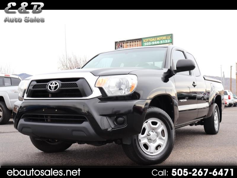 Toyota Tacoma Access Cab Auto 2WD 2012