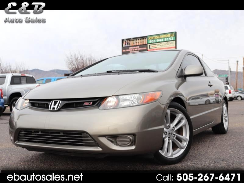 Honda Civic Si 6-Spd 2006