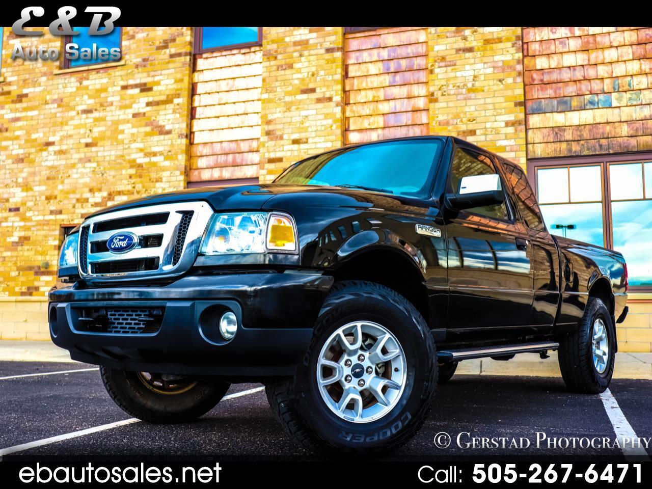 Ford Ranger XLT SuperCab 4-Door 4WD 2010