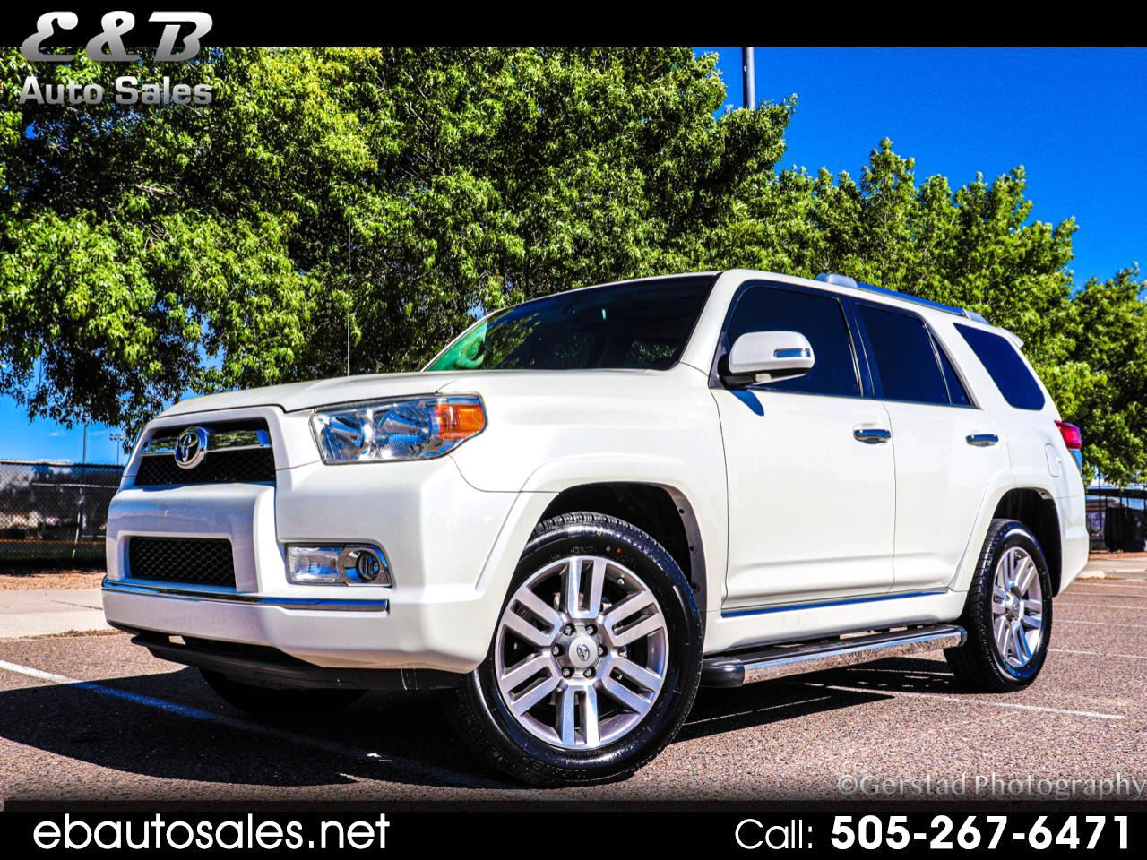 Toyota 4Runner Limited 4WD V6 2011
