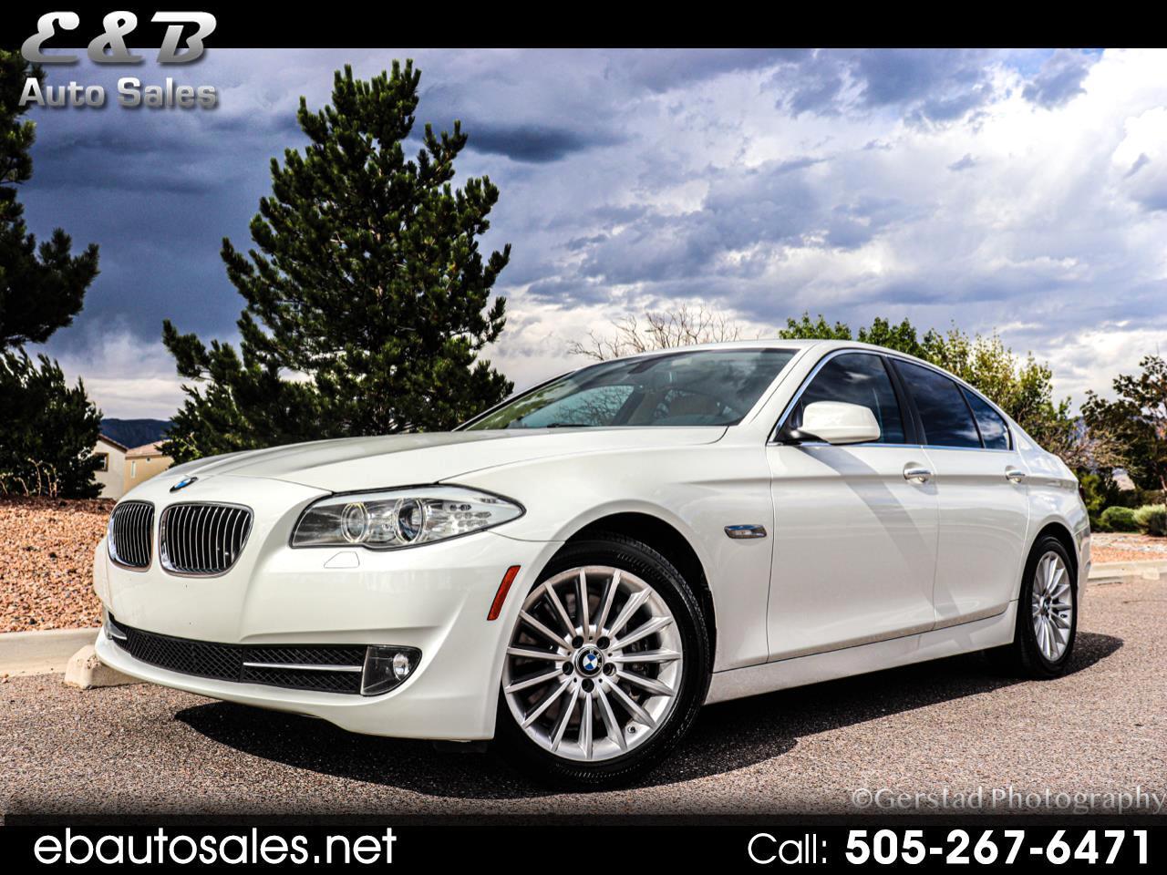 BMW 5-Series 535i 2013
