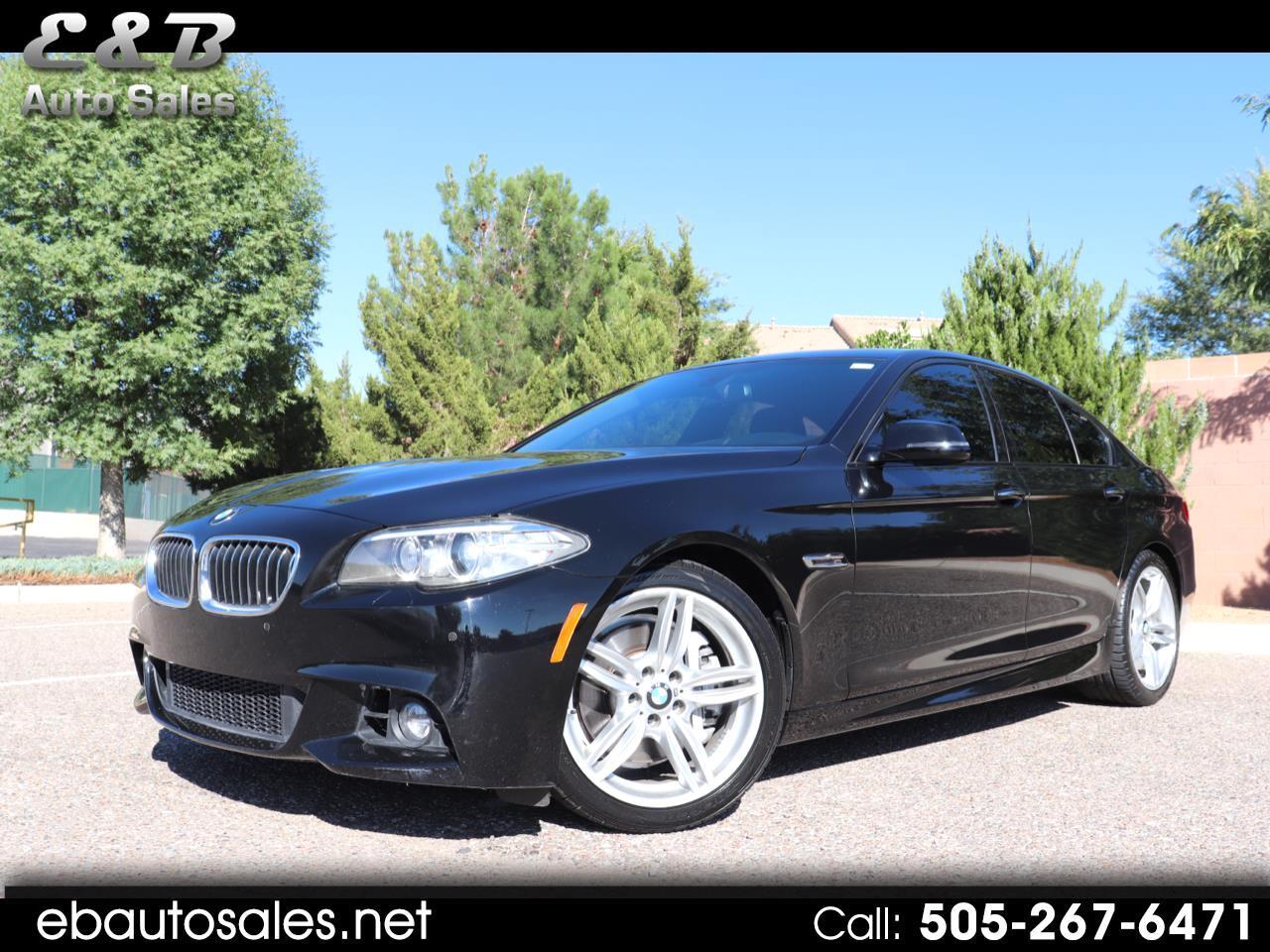 BMW 5-Series 535i 2015