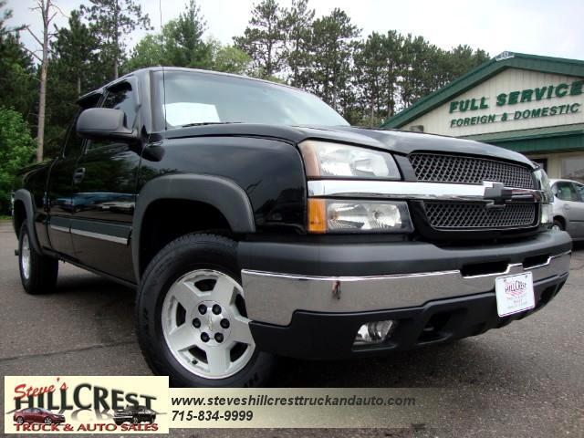 2005 Chevrolet Silverado 1500 LT Ext. Cab 4WD