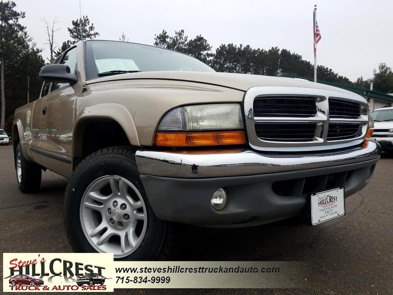 2004 Dodge Dakota SLT Club Cab 4WD