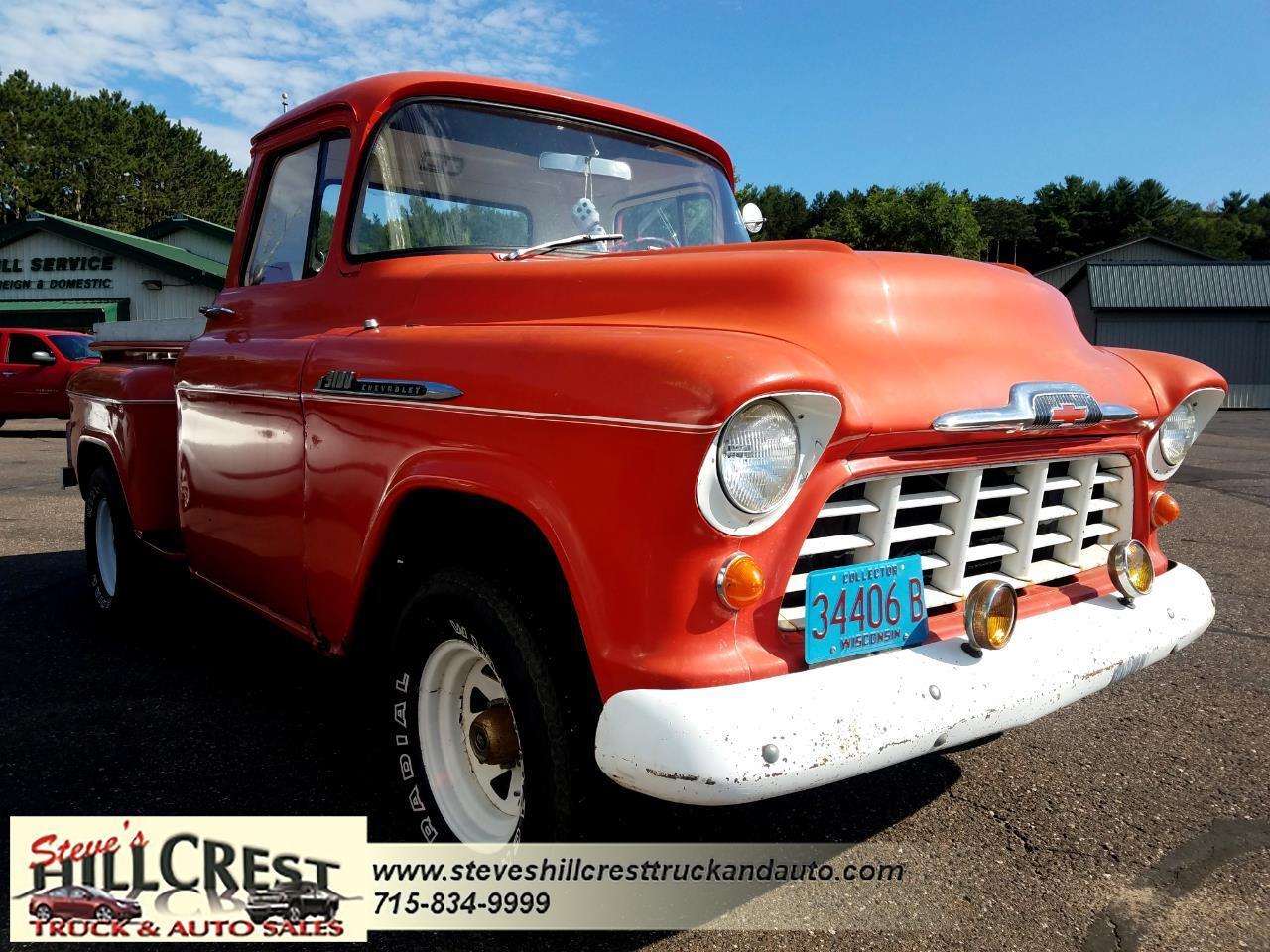 1956 Chevrolet 3100 Base