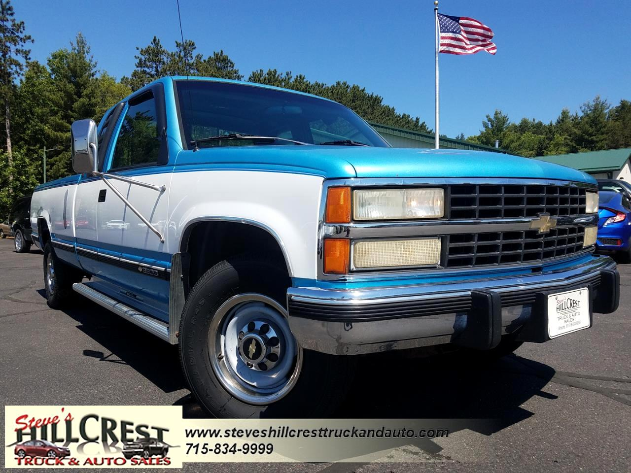 Chevrolet C/K 3500 Ext. Cab 2WD 1993