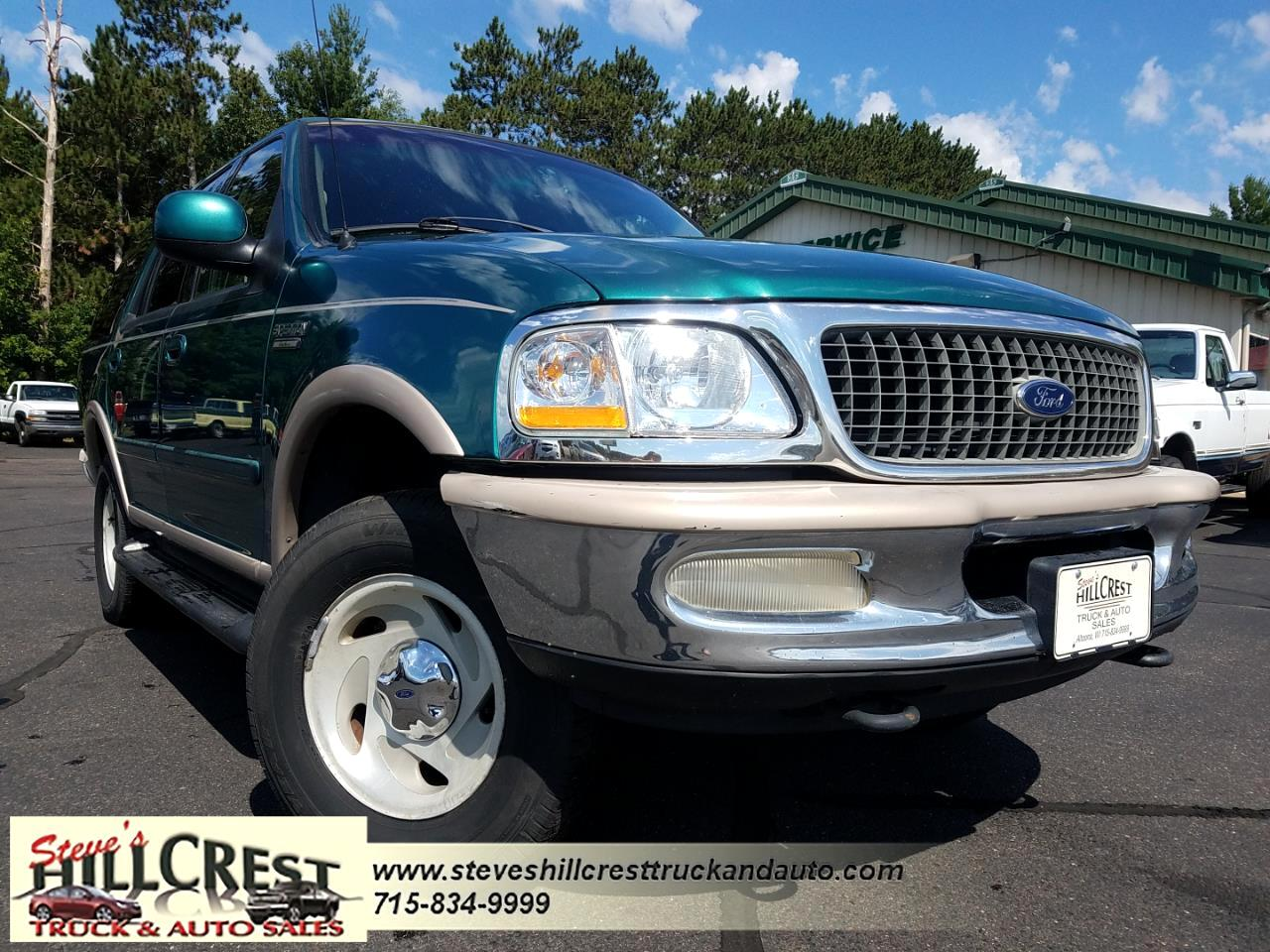 """Ford Expedition 119"""" WB Eddie Bauer 4WD 1998"""