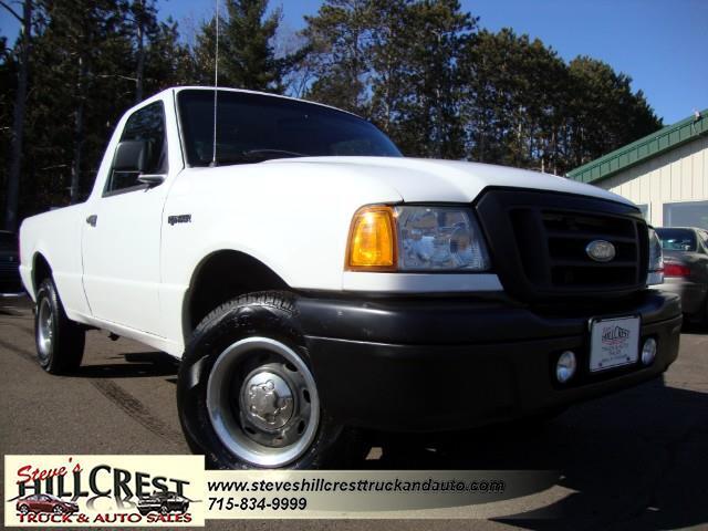 2004 Ford Ranger XL 2.3L 2WD