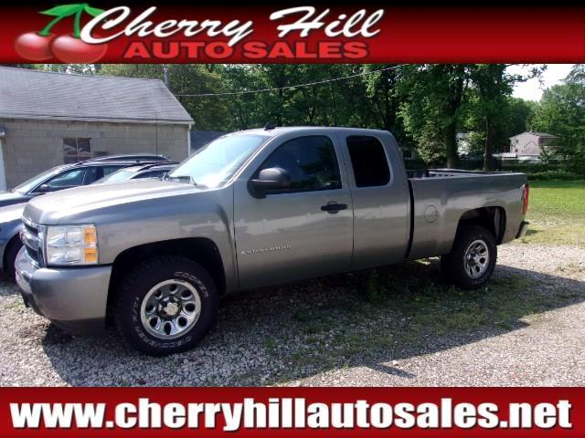 2009 Chevrolet Silverado 1500 Work Truck Ext. Cab Short Box 2WD