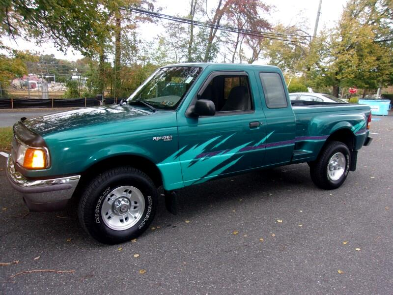 1997 Ford Ranger Splash SuperCab 4WD