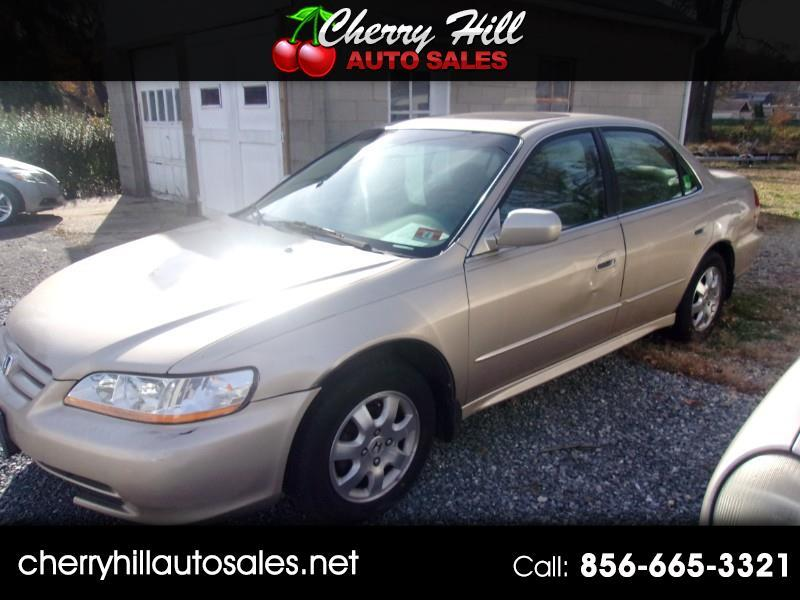 Honda Accord Special Edition Sedan 2002