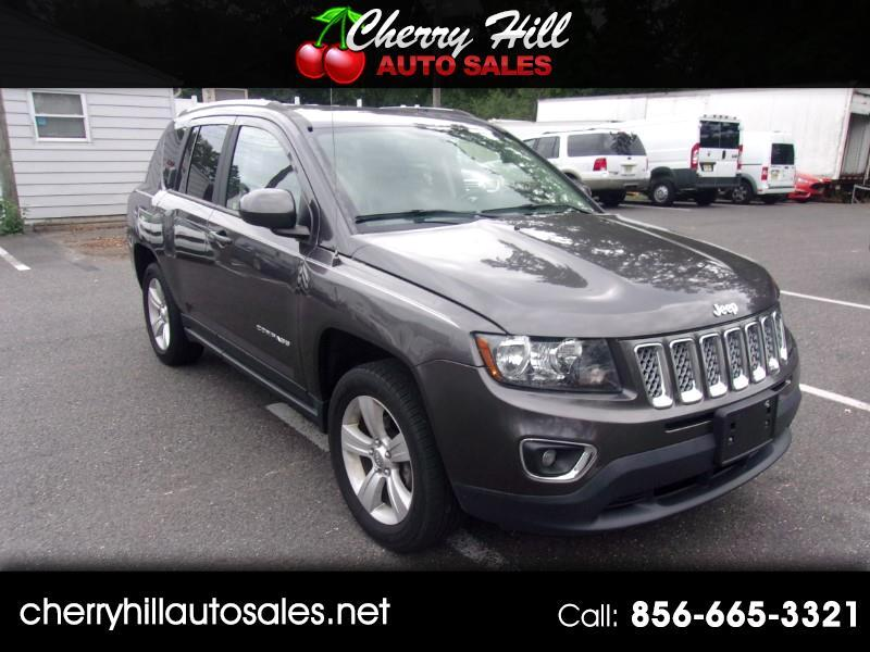 Jeep Compass 4WD 4dr High Altitude Edition 2015