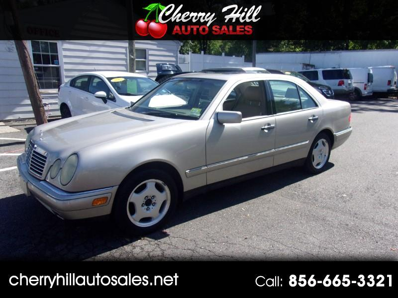 Mercedes Benz Cherry Hill >> Used 1998 Mercedes Benz E Class E430 For Sale In Cherry Hill