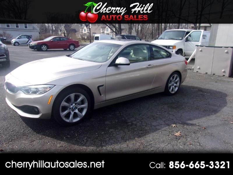 BMW 4-Series 435i xDrive 2014
