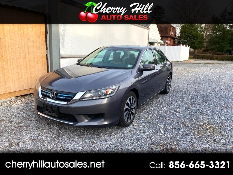 Honda Accord Hybrid EX-L 2015
