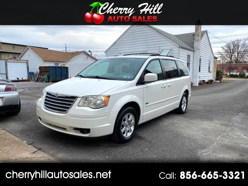 Chrysler Town & Country 4dr Wgn Touring w/Leather 30th Anniversary 2008