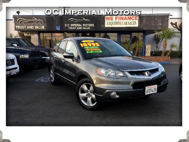 2008 Acura RDX 5-Speed Shiftable Automatic