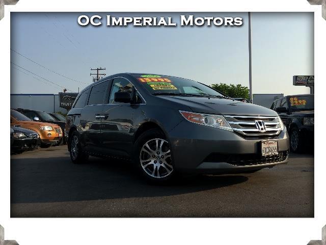 Used 2012 Honda Odyssey For Sale In Buena Park, CA 90621 OC Imperial Motors