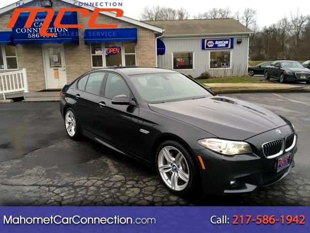 2015 BMW 5-Series 535i xDrive