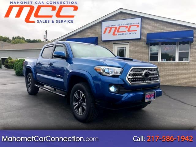 2016 Toyota Tacoma 4WD Double Cab V6 AT TRD Sport (Natl)
