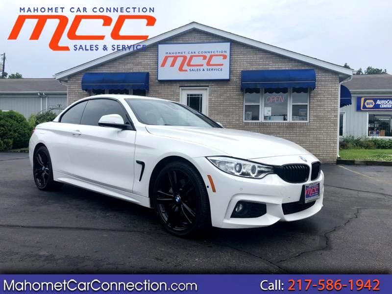 2016 BMW 4-Series 435i xDrive convertible