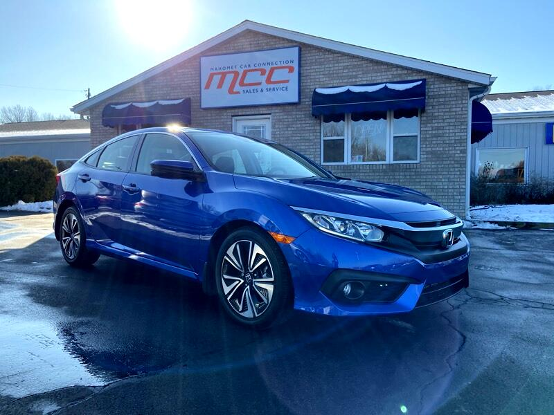 Honda Civic EX-T Honda Sensing Sedan CVT 2018