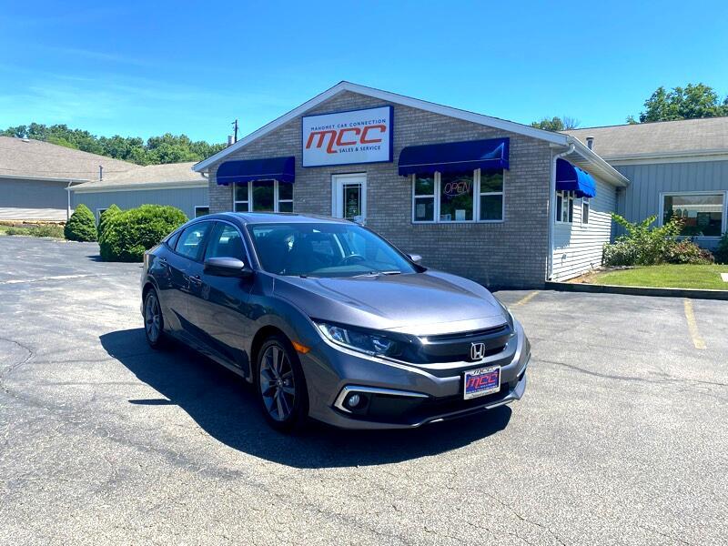 Honda Civic EX-T Sedan CVT 2019